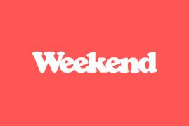 Weekend – Eventos para cerrar y empezar Agosto