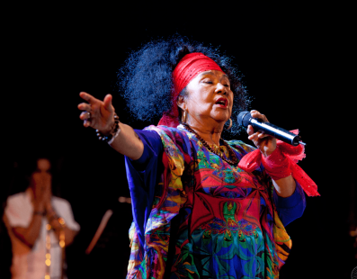Colombia's Grande Dame, Totó la Momposina: 50 Yrs In Musical Spotlight