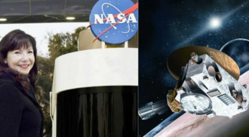 La barranquillera que dirigió la primera misión a Plutón