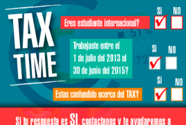 TAX TIME: Pasos y Check List.