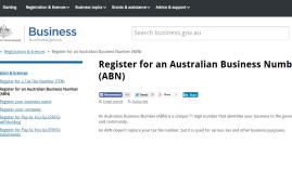 Trabajando con ABN en Australia