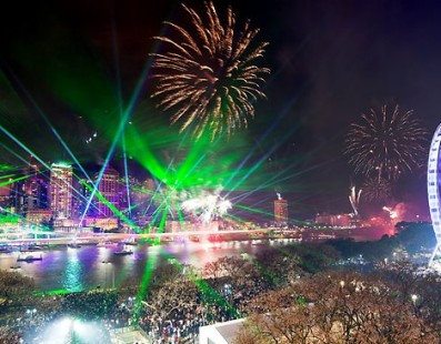 Sunsuper Riverfire  || 26 Sep South Bank – All Areas