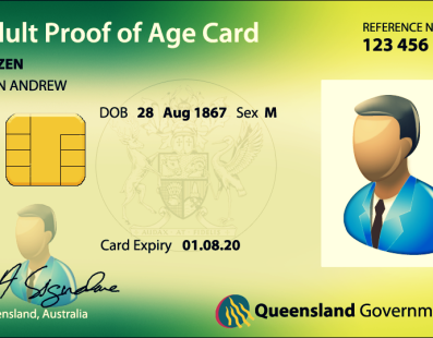 Como obtener tu (18+ Card) Adult Proof of Age Card?