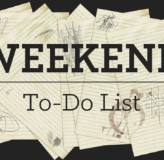 Agenda – Long Weekend