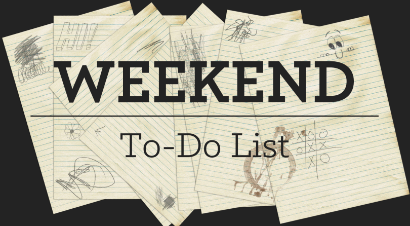 Agenda – Long Weekend