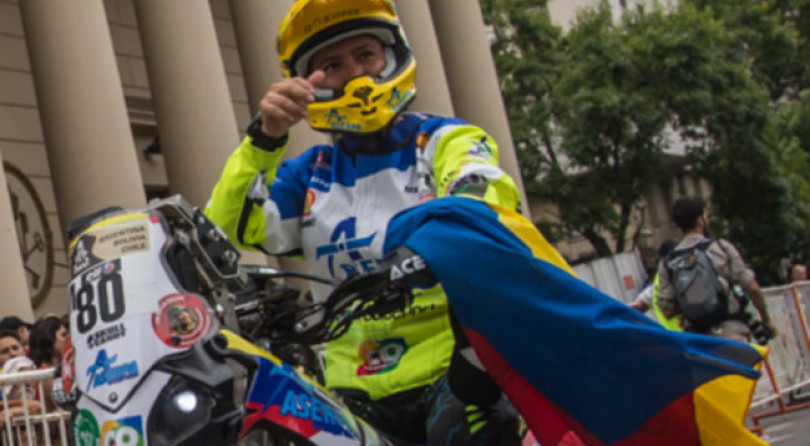 Seis colombianos participaran en el Rally Dakar 2016