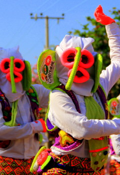 Second Biggest 'Carnaval' After Rio is in Barranquilla, Colombia: A Terrific Surprise