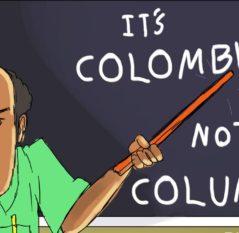Colombia cansada de que los 'gringos' la llamen Columbia